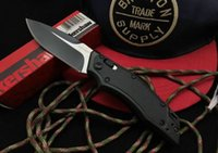 New arrival 1905 Kershaw Induction Drop Point Blade Black Al...