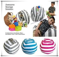 43 Colors Kids Storage Bean Bags Plush Toys Beanbag Chair Be...
