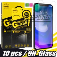 For Iphone X 8 7 6S Plus Screen Protector Tempered Glass y7 ...