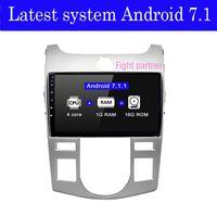 공장 가격 최신 안드로이드 7.1 자동차 DVD 플레이어 KIA 포르테 Cerato 자동 라디오 자동차 스테레오 자동차 GPS 네비게이션 스테레오 멀티미디어