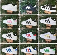 HOE 2018 NEW Fashion mens Casual shoes Superstar Female Flat...