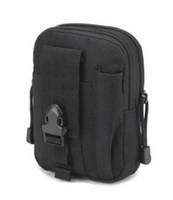 Universale tattica esterna Holster vita militare Belt Bag Sport in esecuzione del telefono mobile della copertura della cassa Molle borsa del pacchetto raccoglitore del sacchetto per il telefono