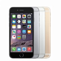 Original IOS 11 Apple IPhone 6 support real 4G with Touch ID...
