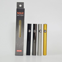 510 Battery Original Amigo Max Preheat Vape Pen Battery 380m...