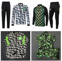 Nigeria Tracksuit 2018 World Cup soccer jacket 18- 19 Nigeria...