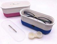 Высокое качество многофункциональный мини бытовой ультразвуковой инструмент звуковой волны очиститель ванна для ювелирных изделий Eyeglass Cleaner очистки машина