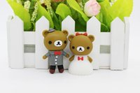 Newest Wedding Bear Cute Cartoon Pendrive USB Flash Drives M...