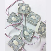LED Sign Módulo Back light 2835 3LED 1.2W 140lm Super brilho 110v 220v de alta tensão para a caixa de sinal de luz de fundo