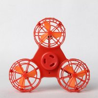 Flying Spinner Fly Fidget Spinner Toy Pressure Reliever Toys...