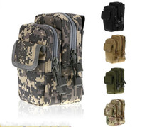 Phone Outdoor sports tactical waist bag molle accessory casu...