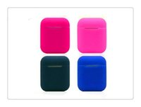 For Apple Airpods Silicone Case Soft TPU Ultra Thin Protecto...