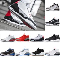 Tinker NRG AGRADECIDO zapatos de baloncesto para hombre 3s Cyber ​​City Of Flight Fire Red Katrina Free Throw Line Trainers Sneakers sports Zapatos de diseño