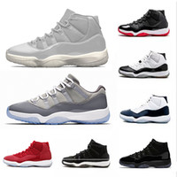 Cheap Platinum Tint Cap and Gown 11 Prom Night 11s XI Basket...