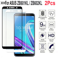 2Pcs lot 3D Tempered Glass For ASUS Zenfone MAX PRO (M1) Ful...