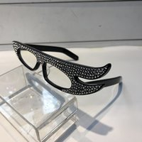 Luxury Sparkling Diamond 0240 Sunglasses Specially Designer ...