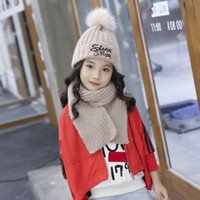 Baby Kids Hats Newest Autumn Winter Children Warm Knitted Ha...