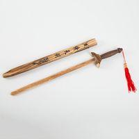 Детская игрушка меч деревянный меч
