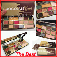 New Makeup Palette Eye Shadow Gold 16 colors Chocolate Eyesh...