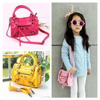 Kids Handbag Lovely Designer Mini Purse Shoulder Bags Teenag...