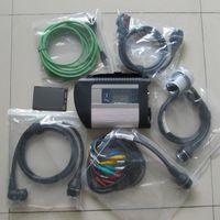 أداة التشخيص WiFi SD اتصال C4 MB Star Software 06.2021 Xentry SSD HDD بدون كمبيوتر محمول ل D630 X61 X200T E6420 T410 CF19 CF52