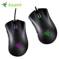 Venda direta da fábrica razer deathadder sinfonia chroma USB wired mouse óptico gaming mouse mouse jogo de computador com varejo frete grátis