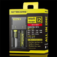 New Nitecore I2 Universal Charger for 16340 18650 14500 2665...
