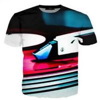 Cool Rock DJ 3D Magliette Divertenti Nuovi Uomini / Donne di Stampa 3D Carattere T-Shirt Maglietta Femminile Sexy Maglietta Tee Top Vestiti ya109