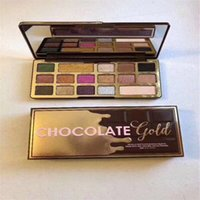 Chocolate Gold Eye shadow palettes Chocolate Gold metallic m...