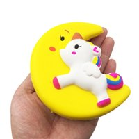 12cm Cute Unicorn Squishy Squeeze Relieve Stress Slow Rising...