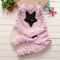 girls fashion outfits boys clothing set brand baby girls spr...