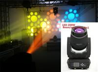 LED 200W 230W faisceau Lavage à la main 3en1 gobos lyres lumières super lumineux pour le concert lumière dj disco light show
