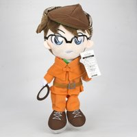"Hot New 14"" 35CM Detective Conan Plush Doll Anime Colle..."