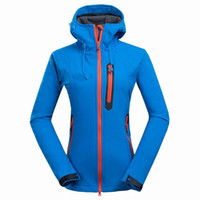 wholesale ladies outdoor jackets and warm ski jacket Ms. thicker outdoor recreational camping hiking jacketS-2L