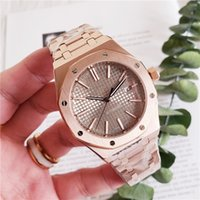 Rose Gold AAA Luxury Watch For Men Women Fashion Stainless S...