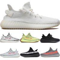 2018 New Designer SPLY- 350 V2 Semi Frozen Yellow Kanye Man R...