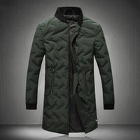 NEW mens down coats winter men parkas down jackets slim fit ...