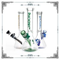 Hot sale 10 inch Phoenix star glass beaker bong with ice cat...