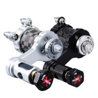 ドラゴンホークエクストリームロータリータトゥー機械プロフェッショナル強い静かなモーターシェーダーライナータトゥーガン調節可能なストロークWQ108