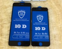 10D Full Cover Screen Protector 9H Tempered Glass Carbon Fib...
