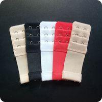 Bra Extender Estensione cinturino con fibbia 3 file 2 ganci cinghie con cinturino per donna Reggiseno estensore Intimates Accessori