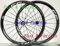 자전거 도로 폭 무료 배송! F4R 탄소 바퀴 38mm 클린 처 관 도로 자전거 카본 휠 700C의 25mm