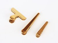 Bulldog Clips Duckbill Clips - Large Small Clothes Pins with...