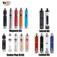 100% Original Yocan Loaded Evolve Plus XL iShred Magneto Pan...