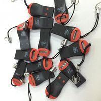 يسهل حملها ميني USB قارئ بطاقة صافرة ذاكرة USB 2.0 T-flash TFcard / مايكرو قارئ بطاقة SD ، TF بطاقة محول 1000 قطعة / الوحدة