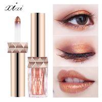 BRONZERS HULLIGHTERS Maquillage Super Fire Ombre Ombre Varouche Couleur Constante Gold Lip Monochrome Beauté Outil de beauté