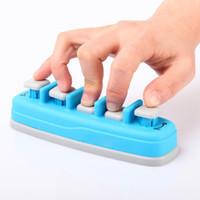 Mavi Piyano Elektronik klavye El Parmak Egzersiz Gerginlik Eğitim Eğitmeni