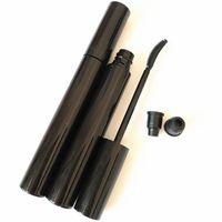 12ml 빈 검은 마스카라 튜브, DIY 플라스틱 화장품 속눈썹 크림 리필 컨테이너, 톱 그레이드 여성 안구 미용 도구 F698