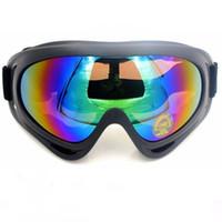 Fresco bicicleta gafas de montar motocicleta Motocross Road Racing Gafas de esquí Snowboard deportes Gafas Gafas out333
