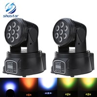 RGBW LED Stage Light 9 14 Channel Party Disco Show 100W AC 1...