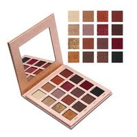 Chic Eyeshadow Palette 16 Colors Eye Makeup Easy To Wear Gla...